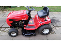 Ride on mower MTD RS125/96 ,Twin Blade 96cm Cut.12,5HP