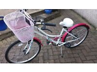 Girls Bycicle