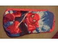 Junior Spiderman air bed