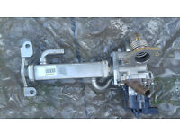 Brand new! EGR VALVE WITH COOLER - IVECO DAILY / FIAT DUCATO 2.3