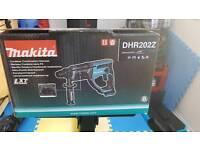 makita DHR202Z cordless hammer