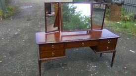 Lovely Stag furniture dressing table