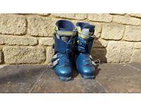 Lange Ski Boots, Size 9-10