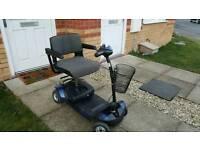 Mobility scooter go-go