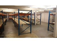 1900 SQ FT WAREHOUSE TO LET WITH RACKING