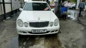 Mercedes e 220 cdi for sale
