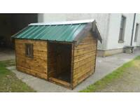 Top quality custom built dog kennel's, goat house's, pet enclosure's