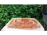 Reclaimed Bricks wirecuts 65mm approx 2 and half inch Derby