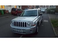 2007 JEEP PATRIOT, 4X4, DIESEL, LTD EDITION CRD