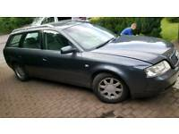 2004 Audi A6 c5 1.9TDI breaking for parts