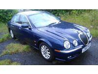 Jaguar S Type 2002 LPG