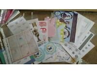 Cardmaking materials