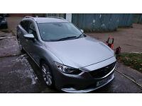 Mazda 6 sport estate