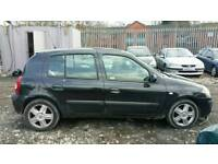 RENAULT CLIO 5 DOOR PETROL , , GOOD RUNNER , , CHEAP CAR