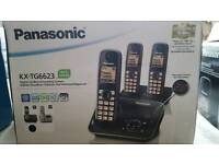 Cordless Handset and Answering Machine