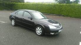 2006 ford mondeo 130 bhp 6 speed moted £895