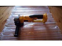 Dewalt DC411 cordless 18 v angle grinder, 125 mm , ( bare unit ). see photos & details