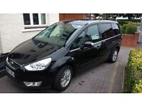 2007 Ford Galaxy - MOT, low mileage, service history