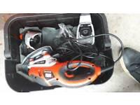 Sander multi tool