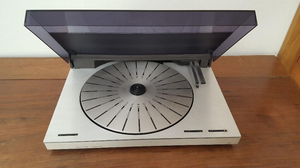 Bang & Olufsen Beogram Turntable 5500 with MMC4 Cartridge