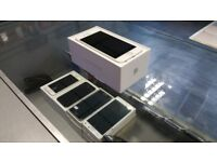 With RECEIPT - Excellent cond. Boxed UNLOCKED iPhone 6S 128GB SILVER