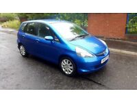 Honda jazz 1.3 full year MOT 79k