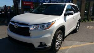 2015 Toyota Highlander XLE*NAVIGATION*CUIR*MAG*TOIT OUVRANT*CAME