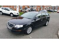2007 vw passat 1.9 tdi s estate service history cheap for this car