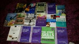 Law books joblot or separately