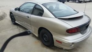 2002 5 speed sunfire 2.2l