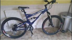 Gt I drive xcr 5 peddle bike