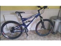 Gt I drive xcr 5 peddle bike