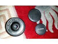 canon lens EF 38-76 mm