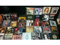 No junk..good music rock enjoy 52 quality cds for £25.