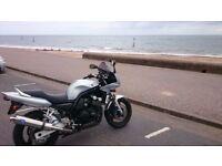Fazer 600 FSH 11m MOT - £1500 if gone by sunday