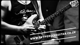 Guitar Lessons via Skype