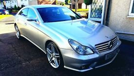 Mercedes cls 350 7gtronic AMG stunning !!!
