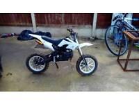Mini moto 49cc pitbike
