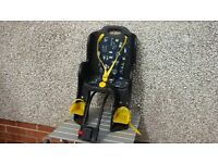 BABY GUARD KIDS REAR MOUNTED BIKE SEAT * SUPERB CONDITION *