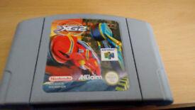 Extreme G 2 Nintendo 64 game