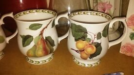 Royal Horticultural Society - Mugs set of 4