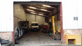 Unit To Let 3000SQFT Warehouse Storage Available Straightaway