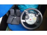 Steering wheel NITENDO G64