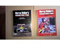 MURRAY WALKER GRAND PRIX BOOKS