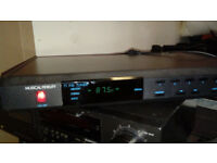 Musical fidelity. T1 fm Tuner for sale
