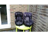 Maxi Cosi Axis Care seat. Used but in good condition, can turn left or right