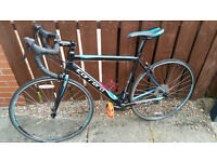 Carrera Zelos Limited Edition 2014 road bike - For Sale £150 ono.