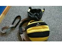 LittleLife Bee Backpack with Reins