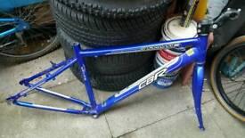 CBR bike frame
