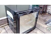 Guinness Husky Fridge Counter Top Glass Fronted